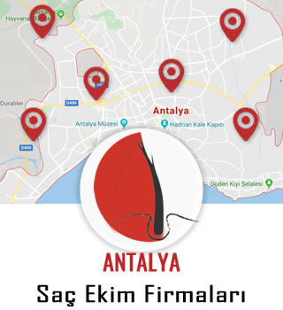 Antalya Saç Ekim Firmaları