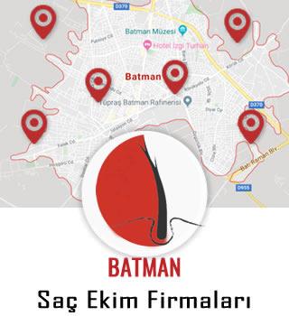 Batman Saç Ekim Firmaları