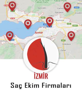 İzmir Saç Ekim Firmaları