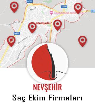 Nevşehir Saç Ekim Firmaları